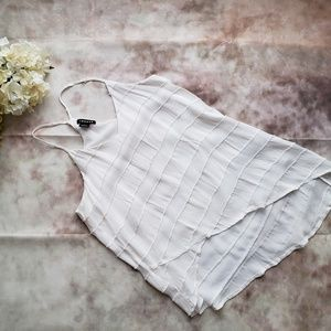 Trouve  White  Cami Top